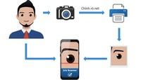 Bảo mật mống mắt trên Galaxy S8 bị qua mặt bởi… hồ dán