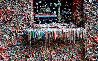 Xem clip trét bã kẹo cao su lên bức tường độc đáo ở Mỹ