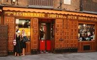Ghé nhà hàng lâu đời nhất thế giới ở Tây Ban Nha