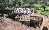 Hành hương chiêm bái 'Jerusalem của Ethiopia'
