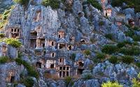 Đến Thổ Nhĩ Kỳ khám phá mộ cổ Myra Tomb