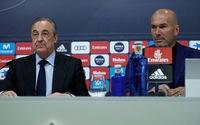 Zidane rời Real Madrid vì 'không còn cảm giác có thể chiến thắng'