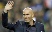 Thêm một cú 'chạm bước một' vĩ đại của Zidane