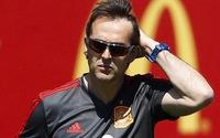 'Đi đêm' cận ngày khai mạc World Cup, HLV trưởng Tây Ban Nha mất chức