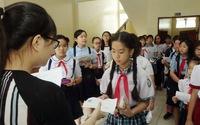 Hơn 4.000 học sinh thi vào lớp 6 Trường Trần Đại Nghĩa