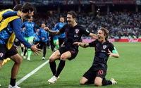 World Cup trong mắt tôi: Cờ người