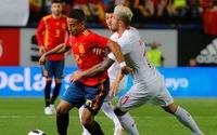 Phung phí cơ hội, Tây Ban Nha bị Thụy Sĩ cầm chân