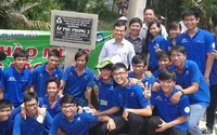 Tôn Đông Á và năm hoạt động xã hội 2017