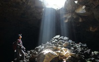 Theo chuyên gia Nhật vào hang núi lửaKrông Nô