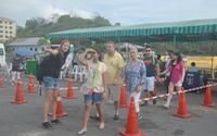 Tàu biển 5 sao đưa hơn 3.400 du khách đến Nha Trang