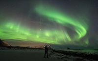 Vượt 3.500km ngắm tỉ vì sao và Bắc cực quang