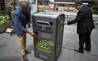 Singapore: phát wifi miễn phí từ... thùng rác công cộng