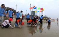1.000 người tham gia làm sạch bãi tắm Vũng Tàu