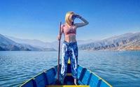 Cô gái đi du thuyền xuyên đại dương, chụp ngàn ảnh đẹp
