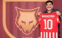 Maradona làm HLV CLB hạng nhì của UAE