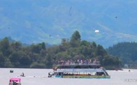 Chìm tàu du lịch chở hơn 150 người ở Colombia