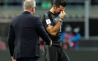 Buffon giã từ tuyển Ý