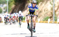Tuổi 44 vẫn đạp xe leo núi bền bỉ