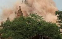 Myanmar động đất mạnh, chấn động lan xa nhiều nước