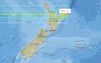Xuất hiện sóng thần sau động đất 7,1 độ Richter ở New Zealand