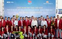 Vietnam Airlines đồng hành cùng SEA Games 29