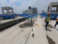 Ngày 23-10 lắp đường ray tuyến metro số 1 Bến Thành - Suối Tiên