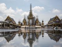 Thái Lan chi gần trăm triệu đô cho tang lễ nhà vua