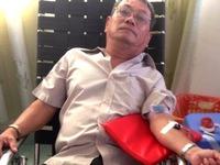 """Hơn 600 đơn vị máu tại ngày hội hiến máu """"Chủ nhật đỏ"""" - ảnh 4"""
