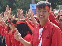 """Hơn 600 đơn vị máu tại ngày hội hiến máu """"Chủ nhật đỏ"""" - ảnh 3"""