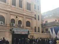 Xả súng vào nhà thờ ở Ai Cập, ít nhất 10 người chết
