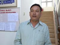 Trưởng công an xã đá văng thau cá: