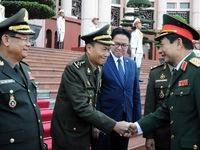Việt Nam - Campuchia đẩy mạnh tuần tra song phương, quản lý mốc giới