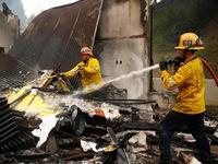 Mỹ: 23 người đã thiệt mạng do cháy rừng tại California