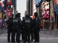 Cảnh sát New York dùng drone đảm bảo an ninh cho năm mới