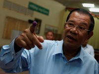 Thủ tướng Hun Sen: