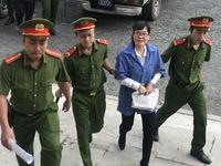Các cựu lãnh đạo VietinBank vắng mặt trong phiên xử Huyền Như