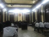 Vụ Navibank: Tòa nhắc luật sư về 'văn hóa tranh luận'