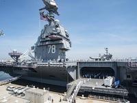 Sức mạnh khét tiếng của đội tàu sân bay Mỹ