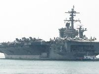 Binh sĩ tàu sân bay Mỹ vào bờ Đà Nẵng bằng cách nào?
