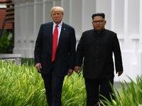 Ông Trump: đàm phán lịch sử giúp thế giới tránh thảm họa hạt nhân