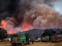 Cháy rừng lớn nhất trong lịch sử bang California