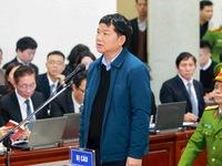 Ông Đinh La Thăng nhận trách nhiệm