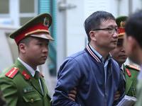 2 túi tiền được chuyển cho ông Trịnh Xuân Thanh qua lái xe