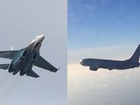 Nga thông báo điều Su-27 chặn máy bay tuần thám Mỹ