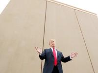 """""""So găng"""" bức tường Mexico"""