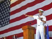 Chuẩn đô đốc Mỹ: