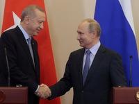 Nga, Thổ đạt thỏa thuận về Syria,
