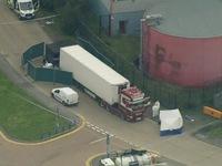 Anh: 39 thi thể trong xe container gây chấn động chính trường