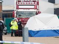 Vụ 39 người chết trong container ở Anh: Thủ tướng chỉ đạo Bộ Công an xác minh