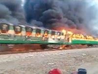 Nấu nướng trên xe lửa, 64 người bị thiêu sống